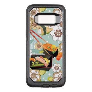 Japanische Nahrung: Sushi-Muster 4 OtterBox Commuter Samsung Galaxy S8 Hülle