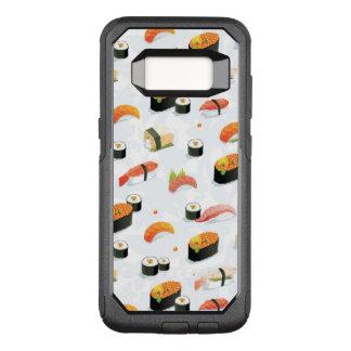 Japanische Nahrung: Sushi-Muster OtterBox Commuter Samsung Galaxy S8 Hülle