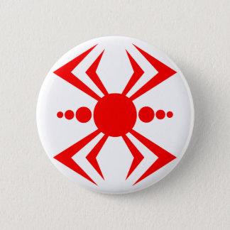 Japanische Spinne Runder Button 5,1 Cm