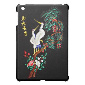 Japanische Stickerei iPad Mini Schale
