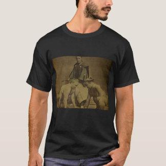Japanische Sumo-Ringkämpfer 1867 T-Shirt