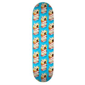 Japanische Sushinacht für die niedliche 21,6 Cm Skateboard Deck