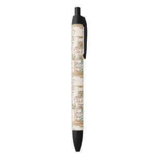 Japanische Tapisserie-asiatisches Collage tsuzure Kugelschreiber