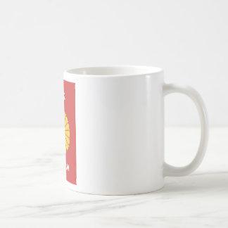 Japanischer - 日本 - 日本人 Passhalter Japan, japanisch Kaffeetasse