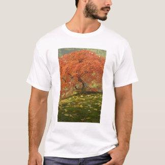 Japanischer Ahorn in Fallfarbe 3 T-Shirt