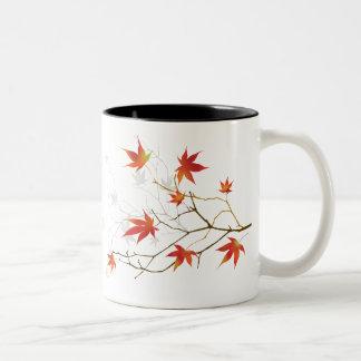 Japanischer Ahorn-Tasse Zweifarbige Tasse