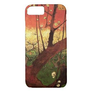 Japanischer blühender Pflaumen-Baum Van Gogh, iPhone 8/7 Hülle
