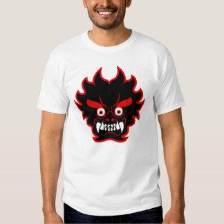 Japanischer Dämon Hemden