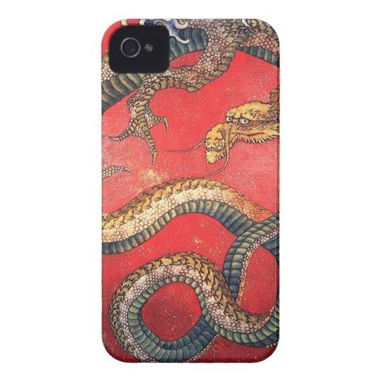 Japanischer Drache Case-Mate iPhone 4 Hülle