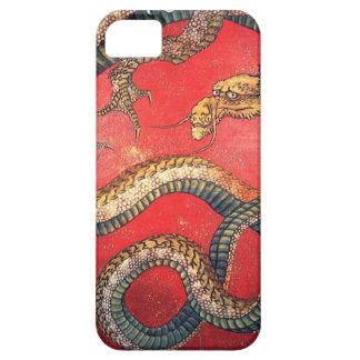 Japanischer Drache Hülle Fürs iPhone 5