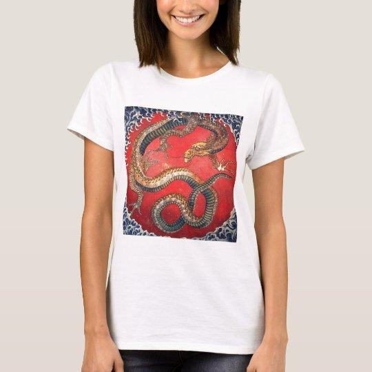 Japanischer Drache T-Shirt