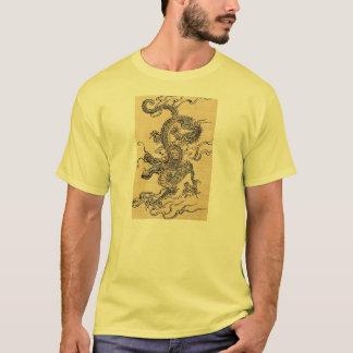 Japanischer Drache-T - Shirt