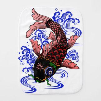 Japanischer Fisch Baby Spucktuch