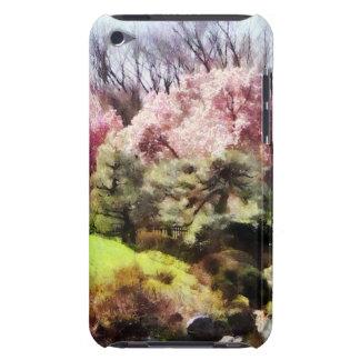 Japanischer Frühling iPod Touch Cover