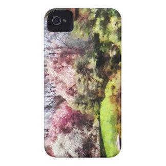Japanischer Frühling iPhone 4 Case-Mate Hülle