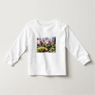 Japanischer Frühling Hemd