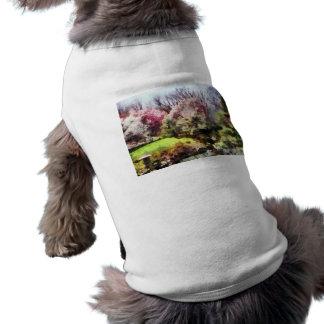 Japanischer Frühling Hundekleidung