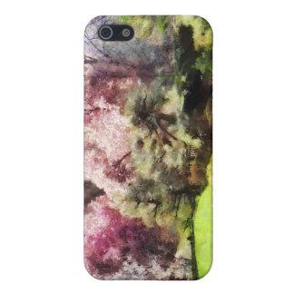 Japanischer Frühling iPhone 5 Cover