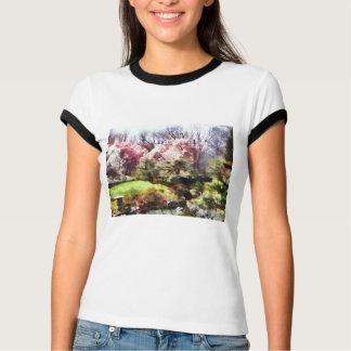 Japanischer Frühling T-shirt