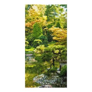 Japanischer Garten Karte