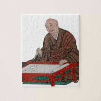 Japanischer Gelehrter Puzzle