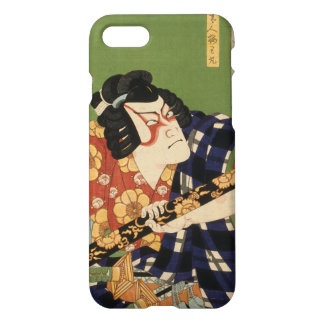 Japanischer Schauspieler (#1) (Vintager iPhone 8/7 Hülle