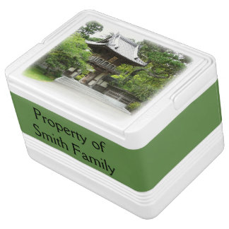 Japanischer Tee-Garten in San Francisco Kühlbox
