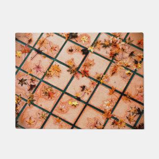Japanisches Ahornblatt Türmatte
