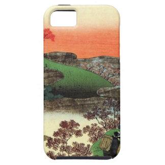 Japanisches Dorf Schutzhülle Fürs iPhone 5