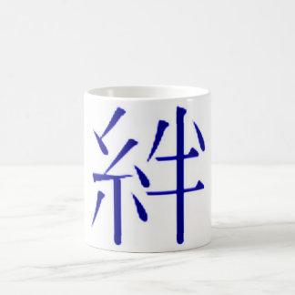 JAPANISCHES KANJI-BONDsymbol Kaffeetasse