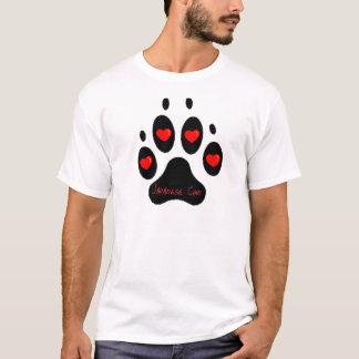japanisches Kinn T-Shirt