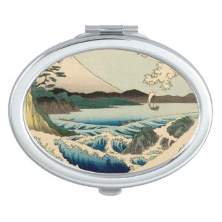 Japanisches Kunst-Meer Satta Hiroshige der Taschenspiegel