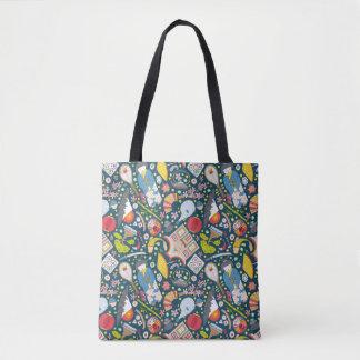Japanisches nahtloses Muster Tasche