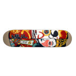 Japenese Dharma Skateboard Bedrucktes Skateboard