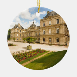 Jardin DU Luxemburg in Paris Keramik Ornament