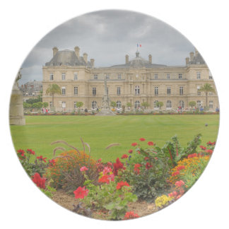 Jardin DU Luxemburg Teller