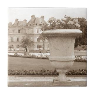 Jardin DU Luxemburg, Vintages Paris Fliese
