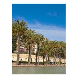 Jardines Del Turia Postkarte