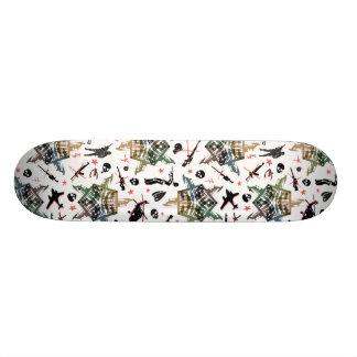 Jarovoj Antikriegsentwurf Personalisierte Skateboarddecks