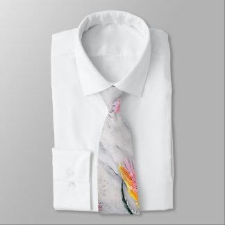 JarreBird™ Feder-Krawatte Individuelle Krawatte