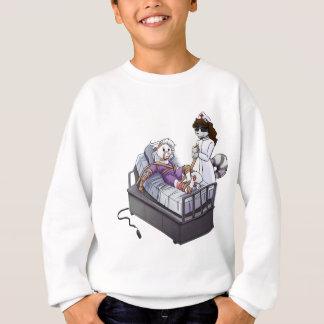 Jasmin und Quinn: Krankenschwester!  Sweatshirt