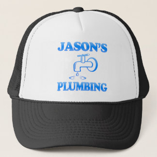 Jasons Klempnerarbeit Truckerkappe