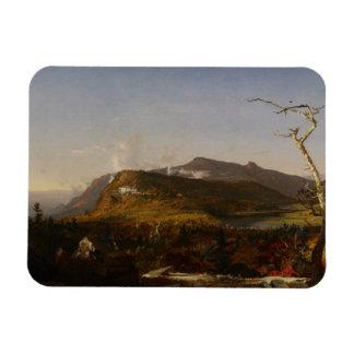 Jaspis Francis Cropsey - Catskill Gebirgshaus Magnet