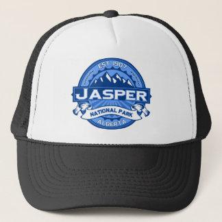 Jaspis-Kobalt Truckerkappe