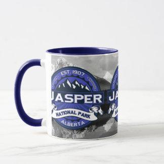 Jaspis-Mitternacht Tasse