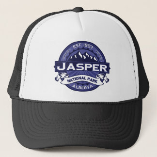 Jaspis-Mitternacht Truckerkappe