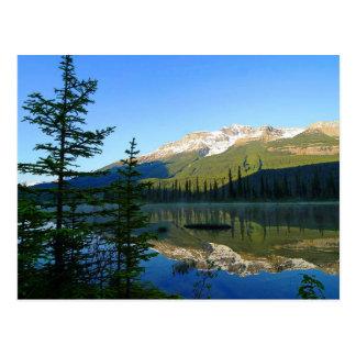 Jaspis-Nationalpark, Kanada-Postkarte Postkarte