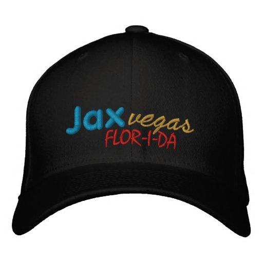 Jax Vegas Florida! Gestickter Hut Bestickte Kappen