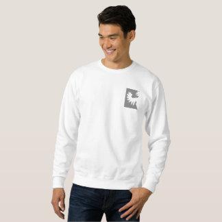 Jay Niani - über Kasten-Greif geschnittenem Out- Sweatshirt