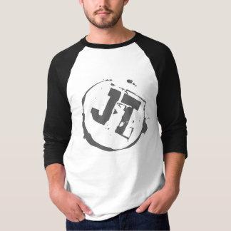 Jay Tyrer T - Shirt - Schwarzweiss